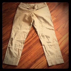 Michael Kor khaki color size 8 like New